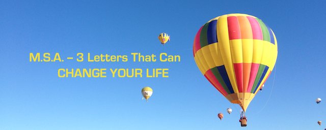 three letter to change your life